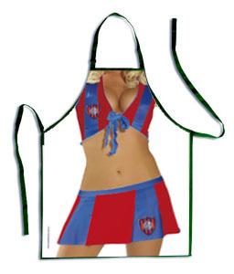 delantal fútbol San Lorenzo