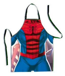 Delantal Spiderman