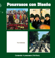 posavasos beatles 2